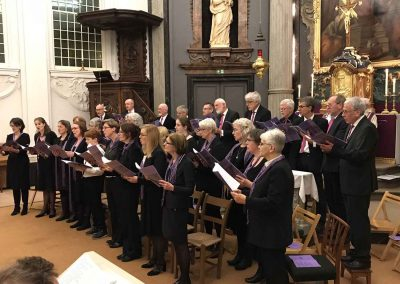Projectkoor dienst 'Lessons and Carols'
