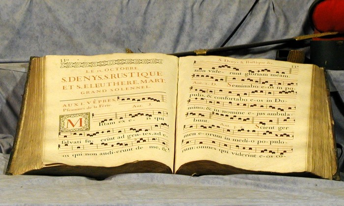 Gregoriaanse gezangen: koorproject voor alle stemsoorten
