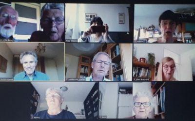 Online workshop met Bob Chilcott